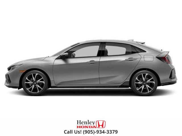 2018 Honda Civic Sport Touring (Stk: H16577) in St. Catharines - Image 2 of 2