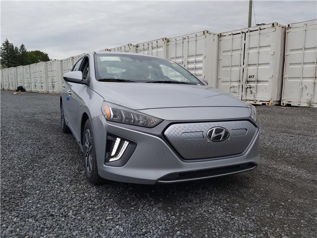 2020 Hyundai Ioniq EV Ultimate (Stk: R06005) in Ottawa - Image 1 of 15