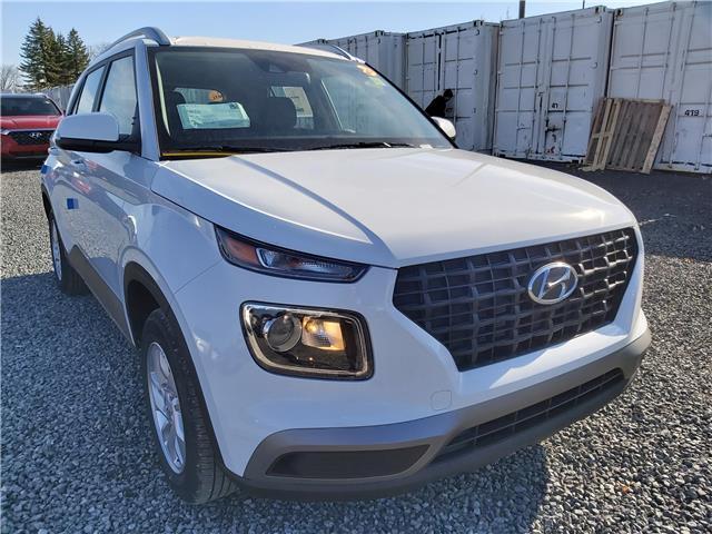 2021 Hyundai Venue Preferred (Stk: R10223) in Ottawa - Image 1 of 12