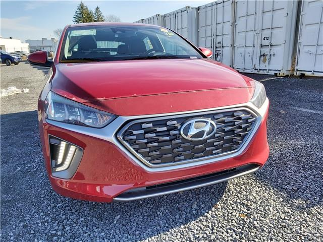 2020 Hyundai Ioniq Hybrid Preferred (Stk: R06872) in Ottawa - Image 1 of 11