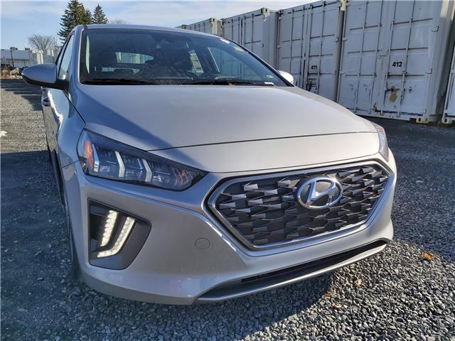 2020 Hyundai Ioniq Hybrid Preferred (Stk: R06873) in Ottawa - Image 1 of 12