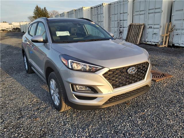 2021 Hyundai Tucson Preferred w/Sun & Leather Package (Stk: R10175) in Ottawa - Image 1 of 12