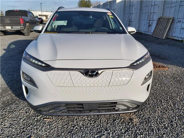 2021 Hyundai Kona EV Preferred (Stk: R10255) in Ottawa - Image 1 of 13