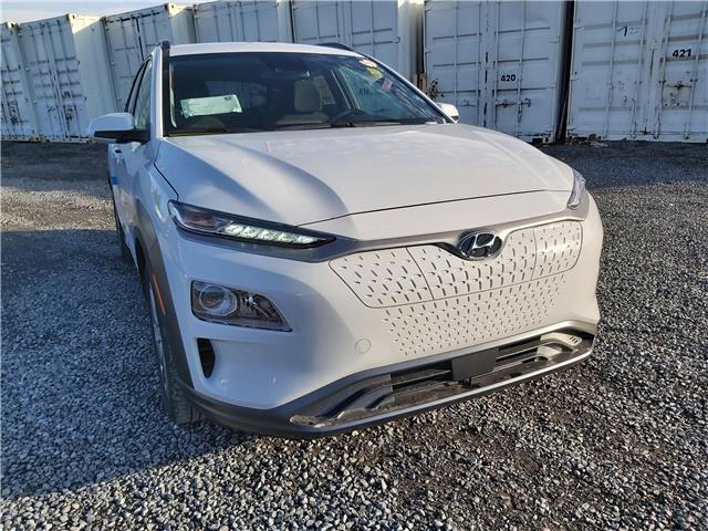 2021 Hyundai Kona EV Preferred (Stk: R10252) in Ottawa - Image 1 of 13