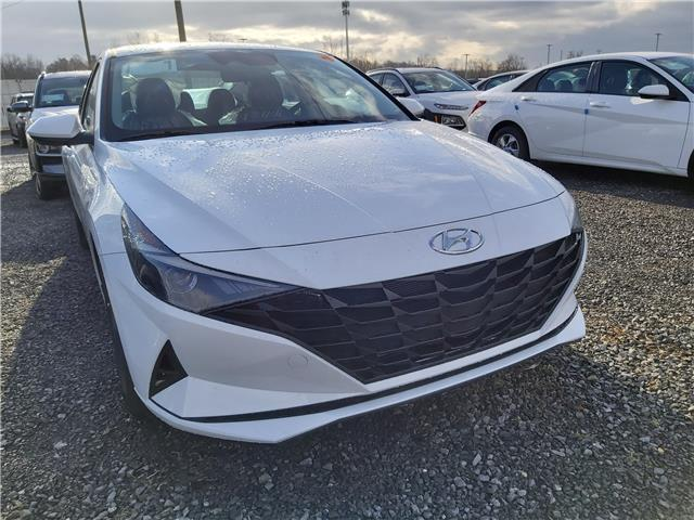 2021 Hyundai Elantra Preferred Tech (Stk: R10427) in Ottawa - Image 1 of 12
