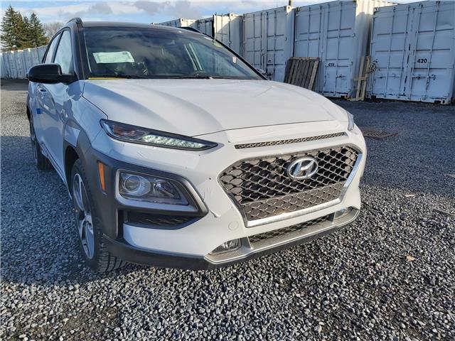 2021 Hyundai Kona 1.6T Trend w/Two-Tone Roof (Stk: R10486) in Ottawa - Image 1 of 12