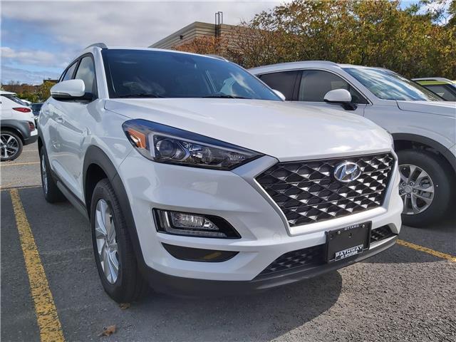 2021 Hyundai Tucson Preferred (Stk: R10394) in Ottawa - Image 1 of 10