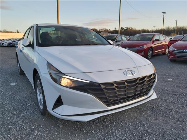 2021 Hyundai Elantra Preferred (Stk: R10414) in Ottawa - Image 1 of 10