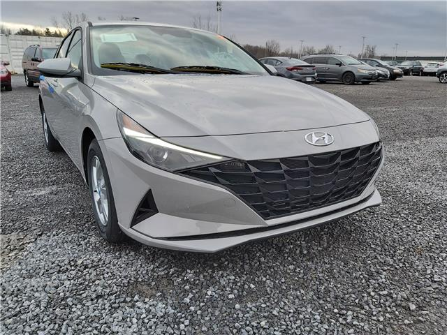 2021 Hyundai Elantra ESSENTIAL (Stk: R10446) in Ottawa - Image 1 of 12