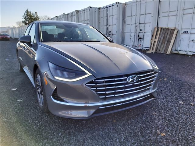 2021 Hyundai Sonata Luxury (Stk: R10474) in Ottawa - Image 1 of 11