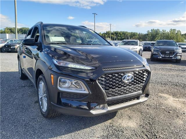 2021 Hyundai Kona 1.6T Ultimate (Stk: R10350) in Ottawa - Image 1 of 13