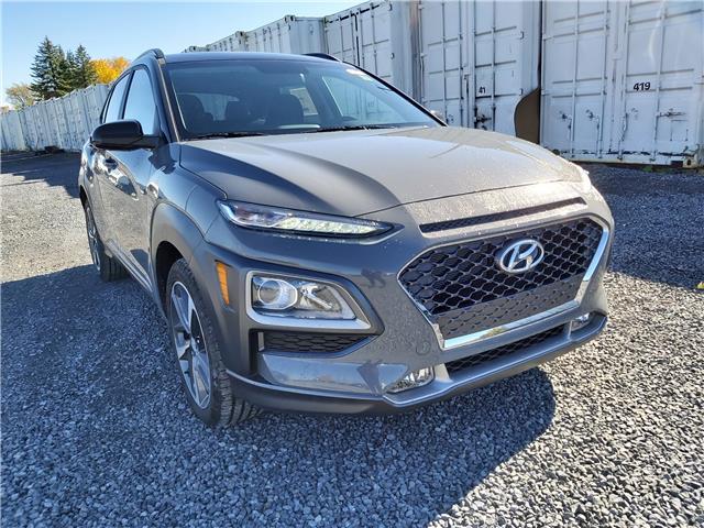 2021 Hyundai Kona 1.6T Ultimate (Stk: R10339) in Ottawa - Image 1 of 10