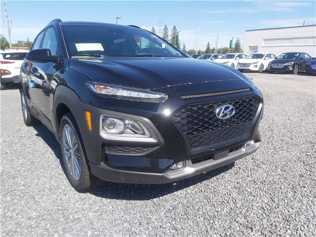 2021 Hyundai Kona 2.0L Luxury (Stk: R10522) in Ottawa - Image 1 of 12