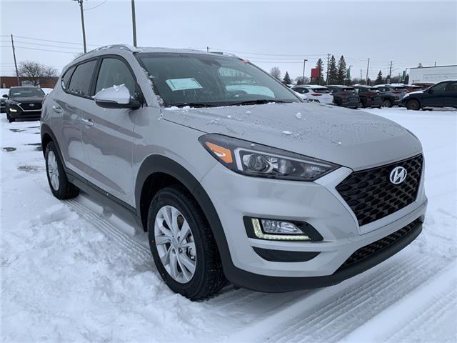 2021 Hyundai Tucson Preferred (Stk: R10516) in Ottawa - Image 1 of 14
