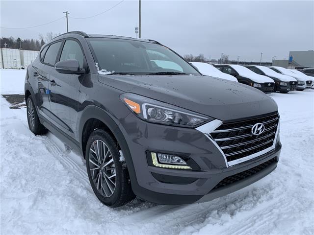 2021 Hyundai Tucson Luxury (Stk: R10218) in Ottawa - Image 1 of 14