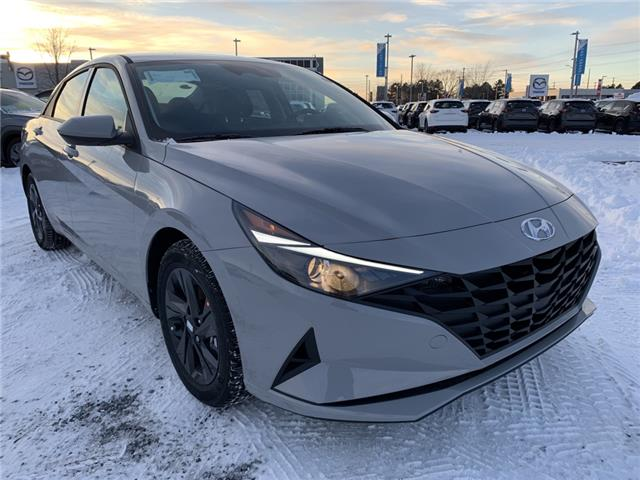 2021 Hyundai Elantra Preferred (Stk: R10423) in Ottawa - Image 1 of 19