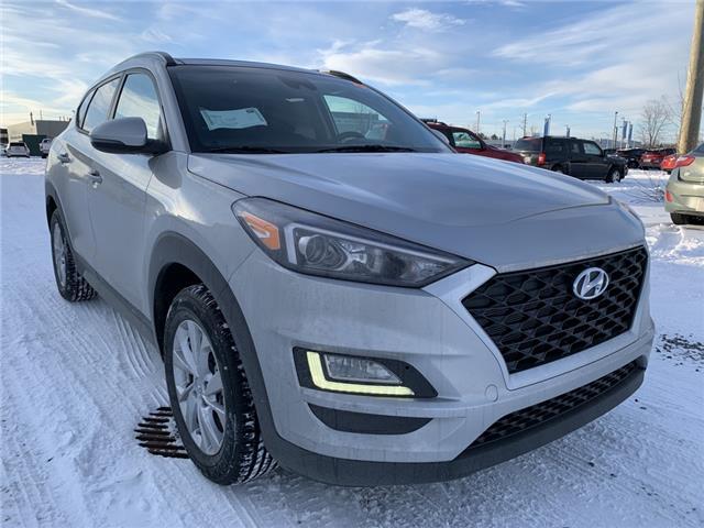 2021 Hyundai Tucson Preferred w/Sun & Leather Package (Stk: R10543) in Ottawa - Image 1 of 18