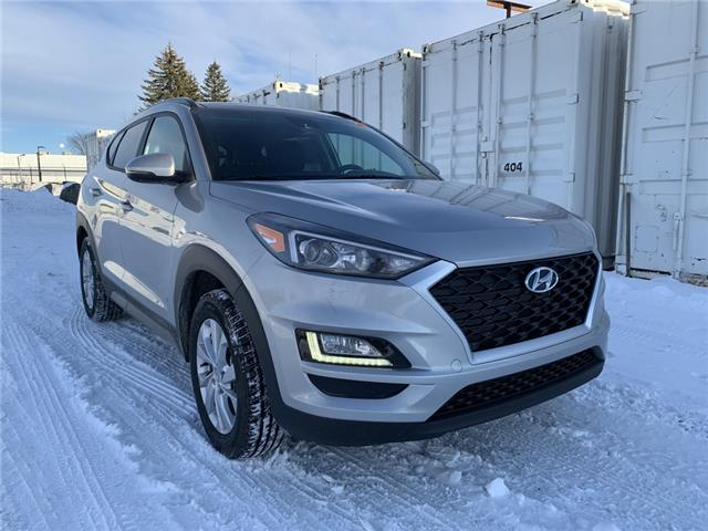 2021 Hyundai Tucson Preferred w/Sun & Leather Package (Stk: R10544) in Ottawa - Image 1 of 16
