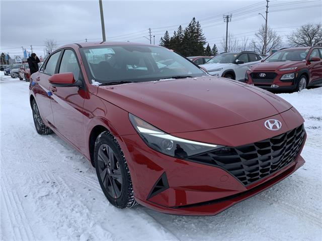2021 Hyundai Elantra Preferred (Stk: R10420) in Ottawa - Image 1 of 19