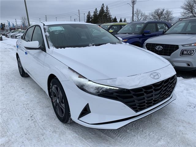2021 Hyundai Elantra Preferred (Stk: R10411) in Ottawa - Image 1 of 21
