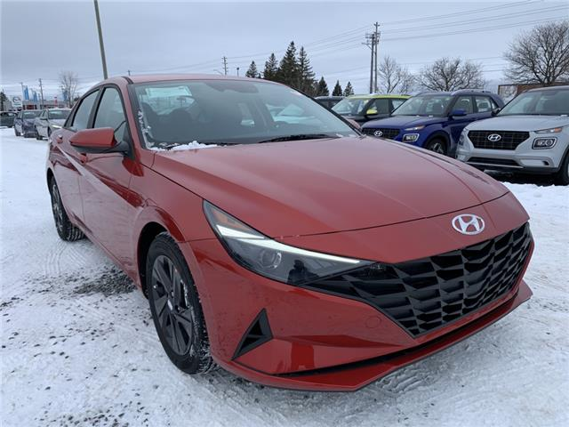2021 Hyundai Elantra Preferred (Stk: R10372) in Ottawa - Image 1 of 19