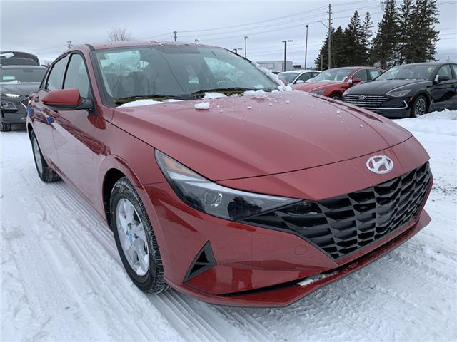 2021 Hyundai Elantra ESSENTIAL (Stk: R10535) in Ottawa - Image 1 of 18