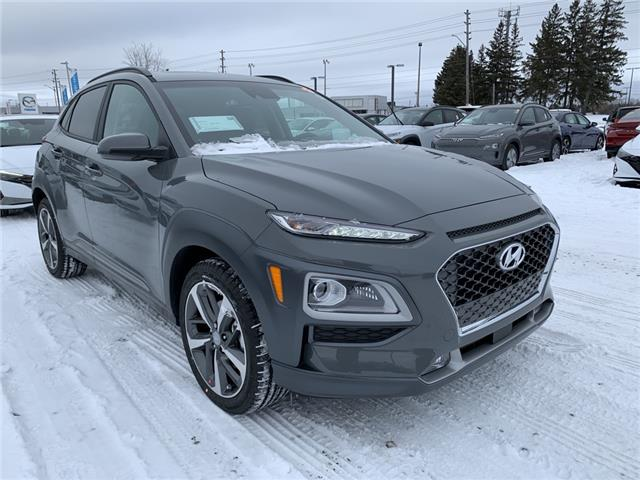 2021 Hyundai Kona 1.6T Ultimate (Stk: R10340) in Ottawa - Image 1 of 19