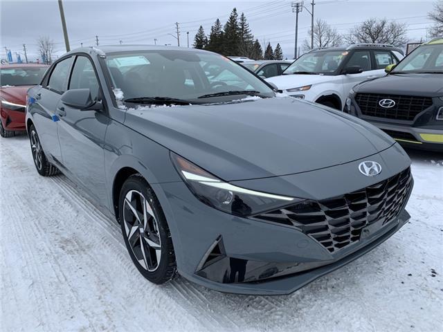 2021 Hyundai Elantra  (Stk: R10500) in Ottawa - Image 1 of 19