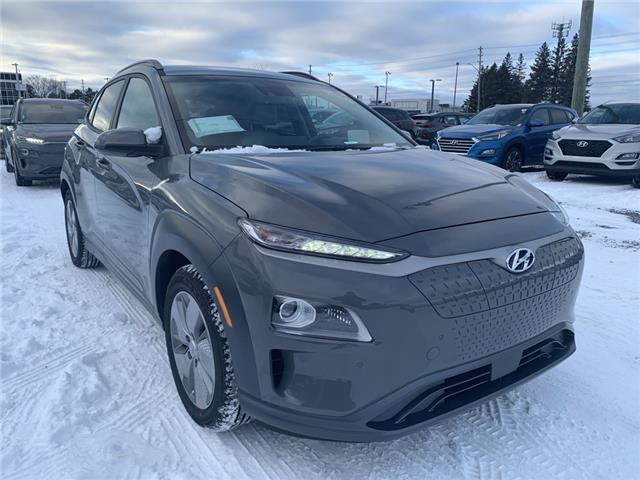 2021 Hyundai Kona EV Ultimate (Stk: R10434) in Ottawa - Image 1 of 19