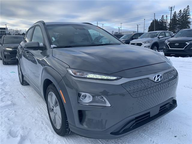 2021 Hyundai Kona EV Ultimate (Stk: R10555) in Ottawa - Image 1 of 19