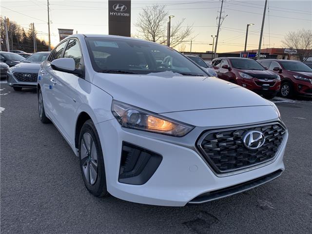 2020 Hyundai Ioniq Hybrid ESSENTIAL (Stk: R06893) in Ottawa - Image 1 of 19