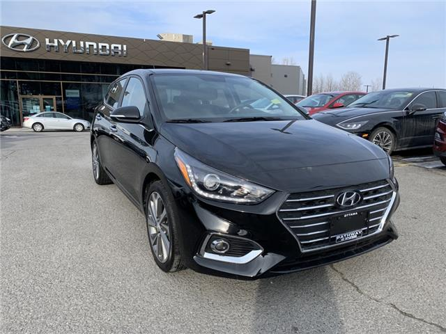 2020 Hyundai Accent Ultimate (Stk: R05035) in Ottawa - Image 1 of 21