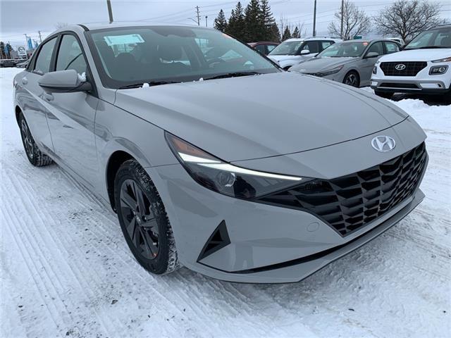 2021 Hyundai Elantra Preferred (Stk: R10530) in Ottawa - Image 1 of 19