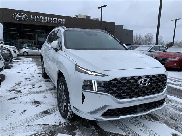 2021 Hyundai Santa Fe Ultimate Calligraphy (Stk: R10559) in Ottawa - Image 1 of 24