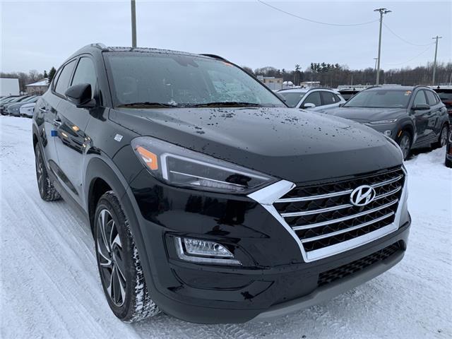 2021 Hyundai Tucson Ultimate (Stk: R10550) in Ottawa - Image 1 of 20