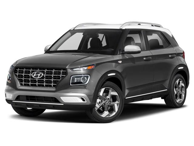 2021 Hyundai Venue Ultimate w/Black Interior (IVT) (Stk: R11194) in Ottawa - Image 1 of 9