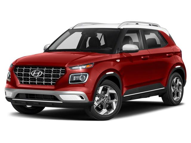2021 Hyundai Venue Ultimate w/Black Interior (IVT) (Stk: R11195) in Ottawa - Image 1 of 9