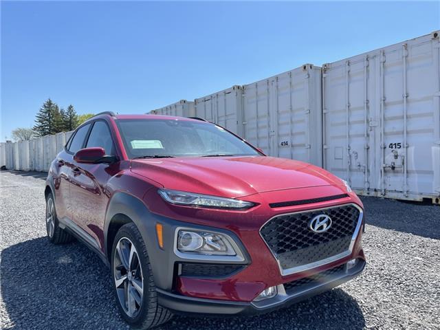 2021 Hyundai Kona 1.6T Trend (Stk: R10491) in Ottawa - Image 1 of 13