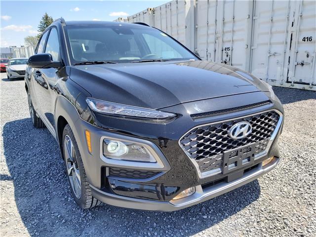 2021 Hyundai Kona 1.6T Ultimate (Stk: R10487) in Ottawa - Image 1 of 11