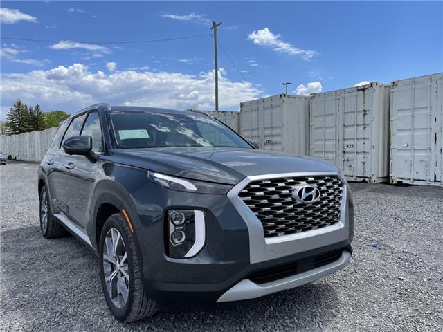 2021 Hyundai Palisade Luxury 8 Passenger (Stk: R11243) in Ottawa - Image 1 of 13