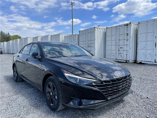 2021 Hyundai Elantra Preferred (Stk: R11079) in Ottawa - Image 1 of 13