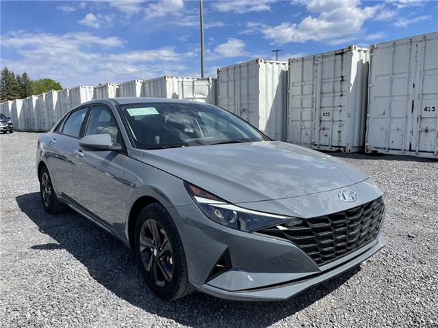 2021 Hyundai Elantra Preferred w/Sun & Tech Pkg (Stk: R11131) in Ottawa - Image 1 of 13