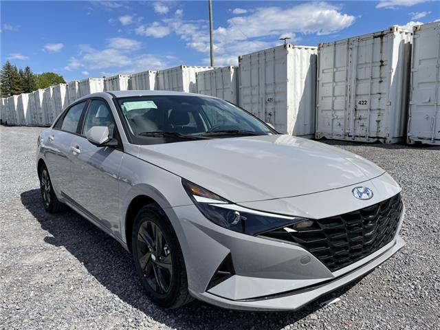 2021 Hyundai Elantra Preferred (Stk: R10443) in Ottawa - Image 1 of 13