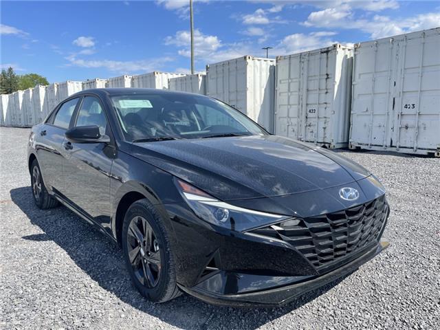 2021 Hyundai Elantra Preferred w/Sun & Tech Pkg (Stk: R11180) in Ottawa - Image 1 of 13