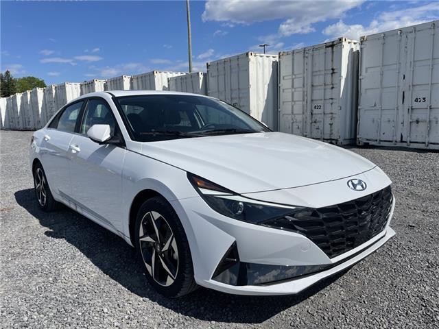 2021 Hyundai Elantra Ultimate (Stk: R10533) in Ottawa - Image 1 of 13