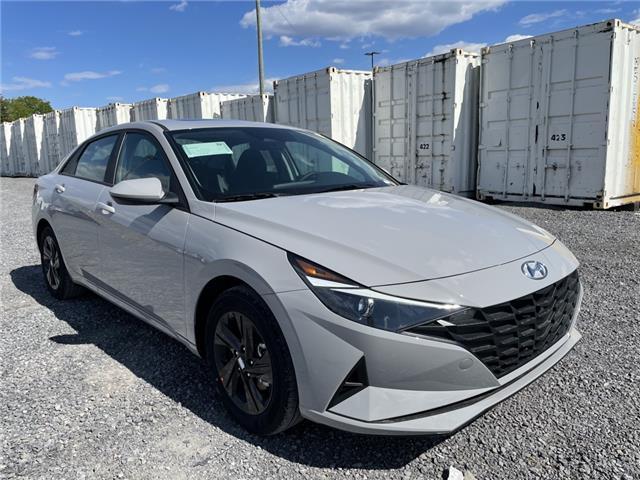 2021 Hyundai Elantra Preferred w/Sun & Tech Pkg (Stk: R11081) in Ottawa - Image 1 of 13