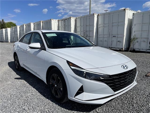2021 Hyundai Elantra Preferred w/Sun & Tech Pkg (Stk: R11182) in Ottawa - Image 1 of 13