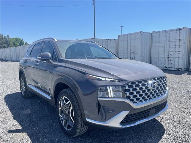2021 Hyundai Santa Fe HEV Luxury (Stk: R11097) in Ottawa - Image 1 of 13