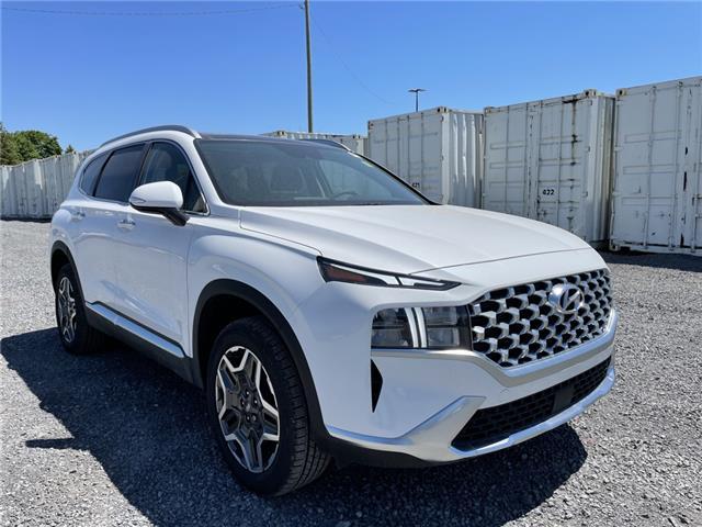 2021 Hyundai Santa Fe HEV Luxury (Stk: R11231) in Ottawa - Image 1 of 13