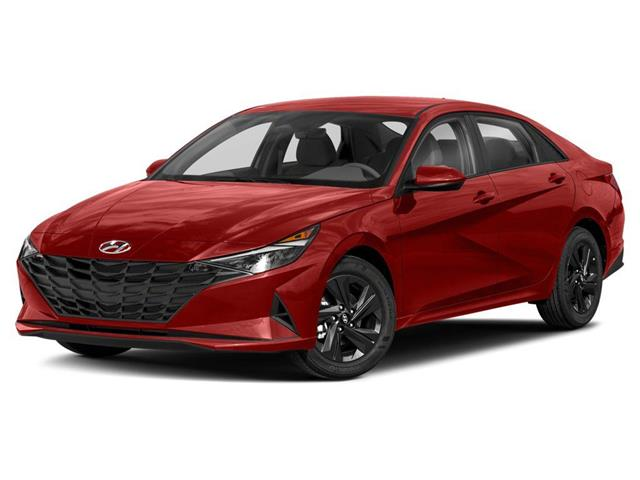 2021 Hyundai Elantra Preferred w/Sun & Tech Pkg (Stk: R11315) in Ottawa - Image 1 of 9